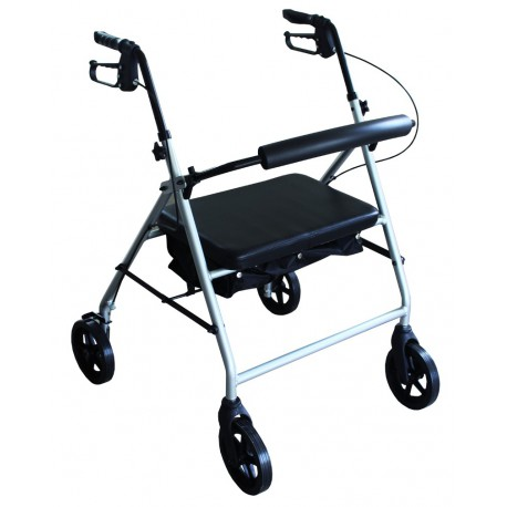 d ambulateur rollator pour personne forte. Black Bedroom Furniture Sets. Home Design Ideas
