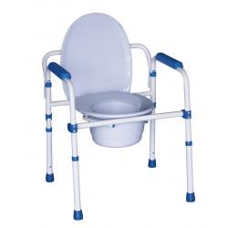 Chaise percée pliante 3 en 1