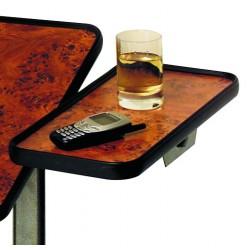 Tablette latérale pour table Diffusion