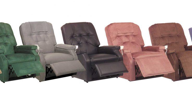 Gamme de fauteuils releveur électrique Herdegen